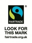 Fairtrade - look for this mark