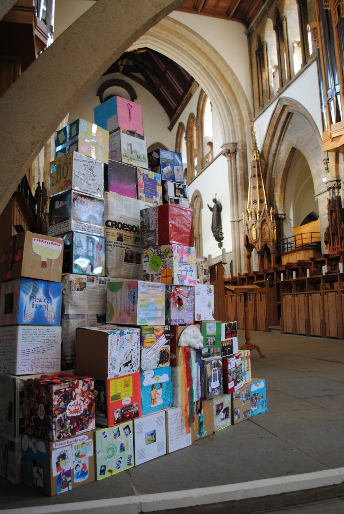 YouCubes at Llandaff Cathedral sm