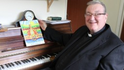 Fr Paul Bigmore with Songs Of Praise (w)