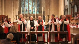 Bench welcomes new bishop