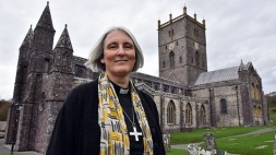 Bishop Elect Joanna Penberthy (credit Martin Cavaney)