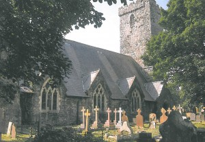 Former St Thomas a Beckett's Church, Haverfordwest