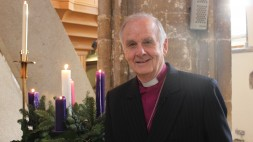 Archbishop Barry Morgan, Christmas 2016