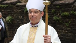 Bishop Richard Pain