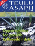 Cover of Feb March Teulu Asaph 2017