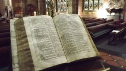 First Edition King James Bible in Wrexham