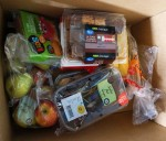 holiday hunger a box