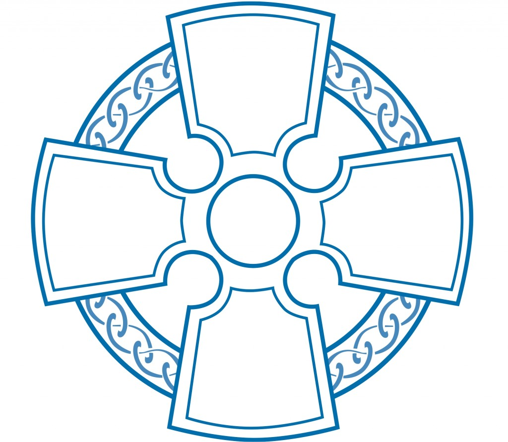 Church in Wales logo just celtic cross
