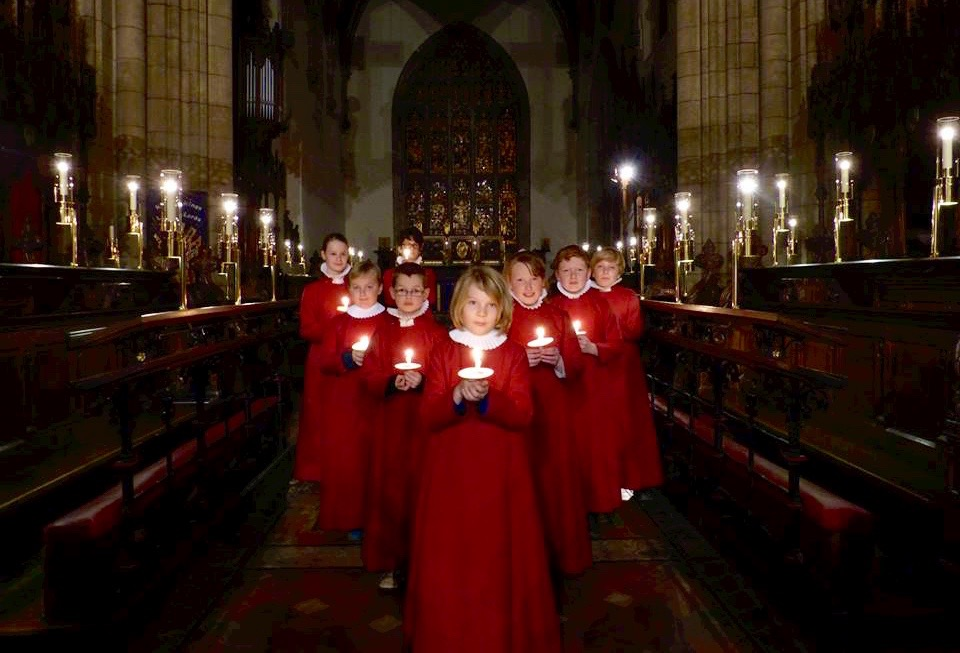 Choir by Candlelight