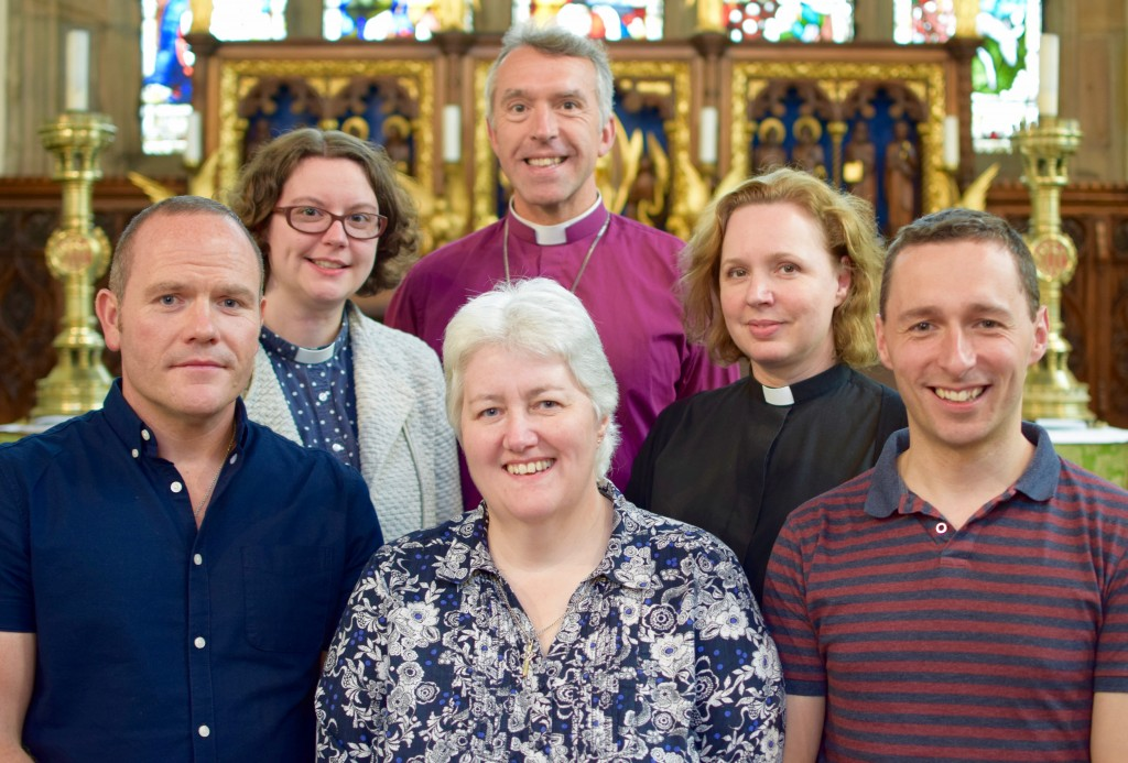 Bangor Ordination 2016 - Group