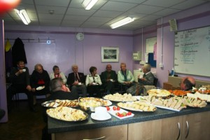 Food and Fellowship - dealing with the issues over a canape (or two)