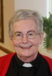 Revd Margaret Le Grice, Cardigan Archdeaconry