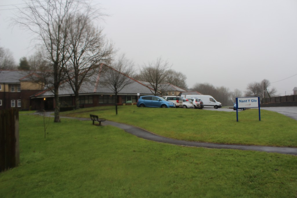 Nant y Glo is a sheltered housing complex