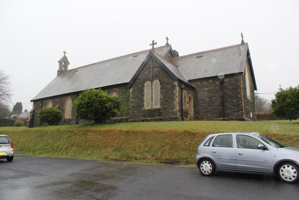 The church is St Mary's
