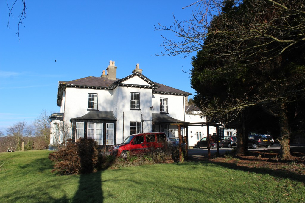 Nearby, Plas Gwyn offers shelter and succour to those with learning difficulties