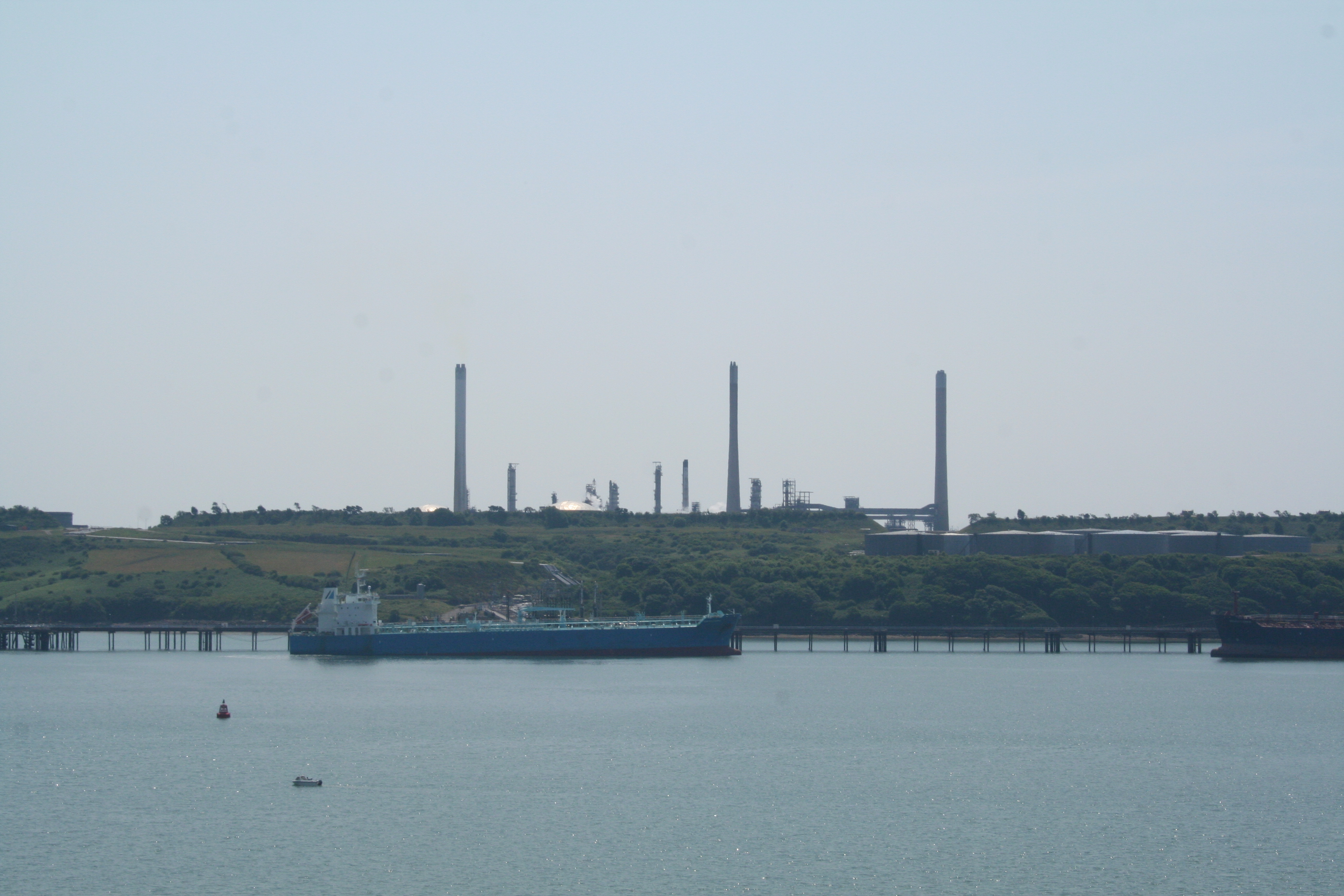 Today, it is the UK's biggest energy port