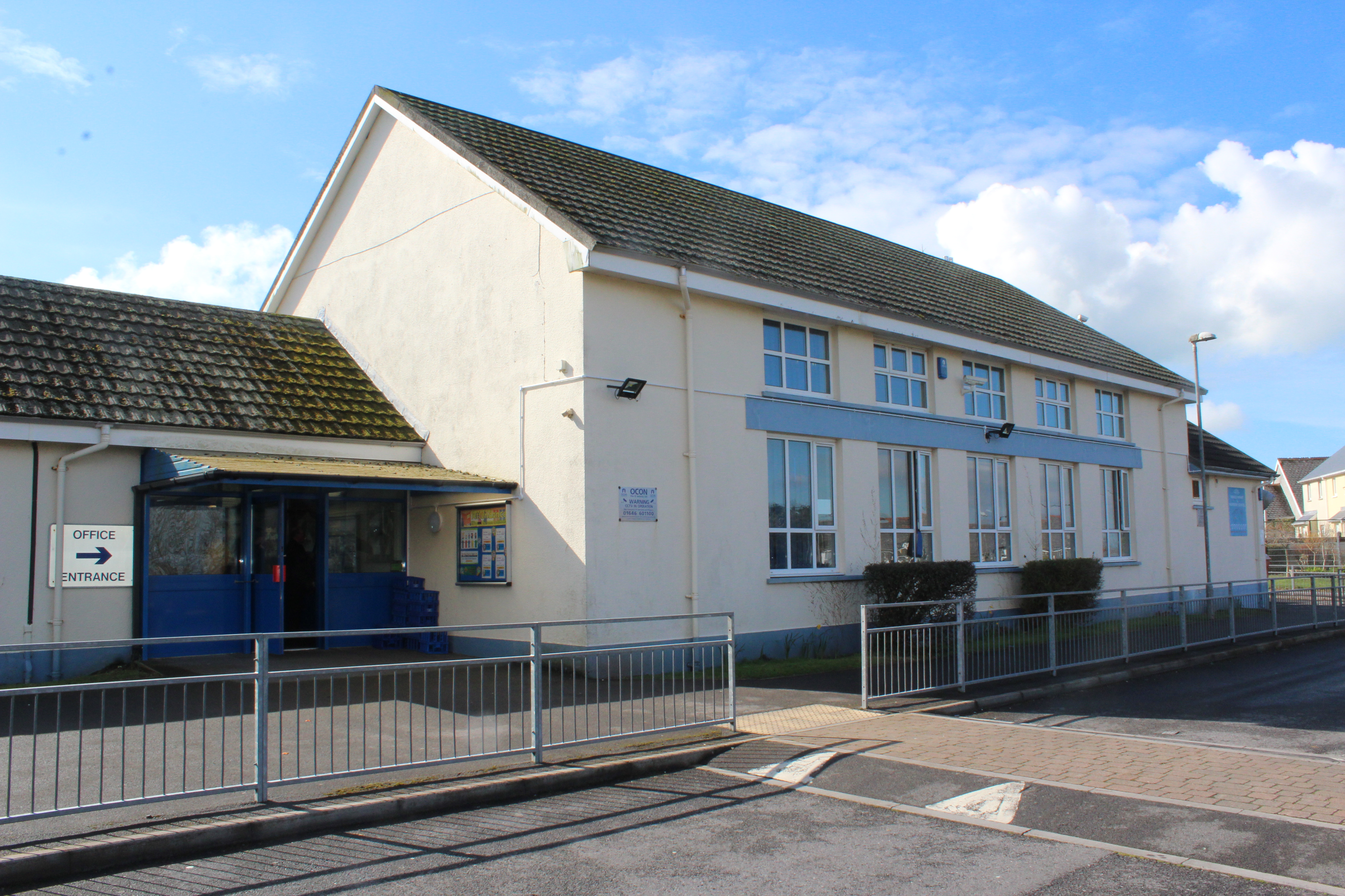 The Meads Primary School teaches the town's future