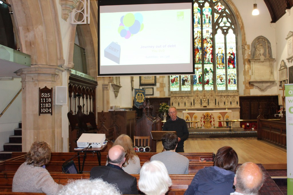 St Teilo's is a sponsor church of a new CAP Centre in East Carmarthenshire