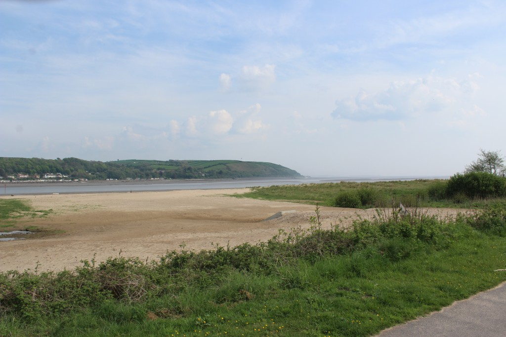 The Tywi estuary - gateway toi the sea for Wales' longest river