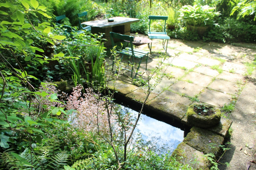 A haven of tranquillity...