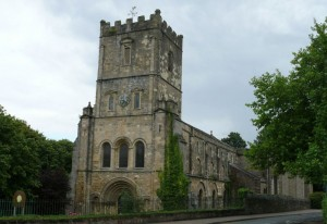 St Mary's Priory Church, Chepstow