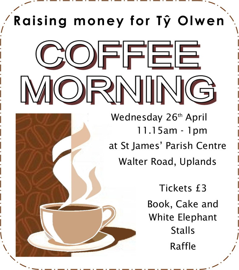 Ty Olwen coffee morning2