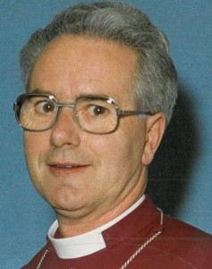 Bishop Dewi Bridges