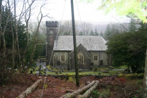 St Michael's, Eglwys Newydd - known to all as the Hafod Church
