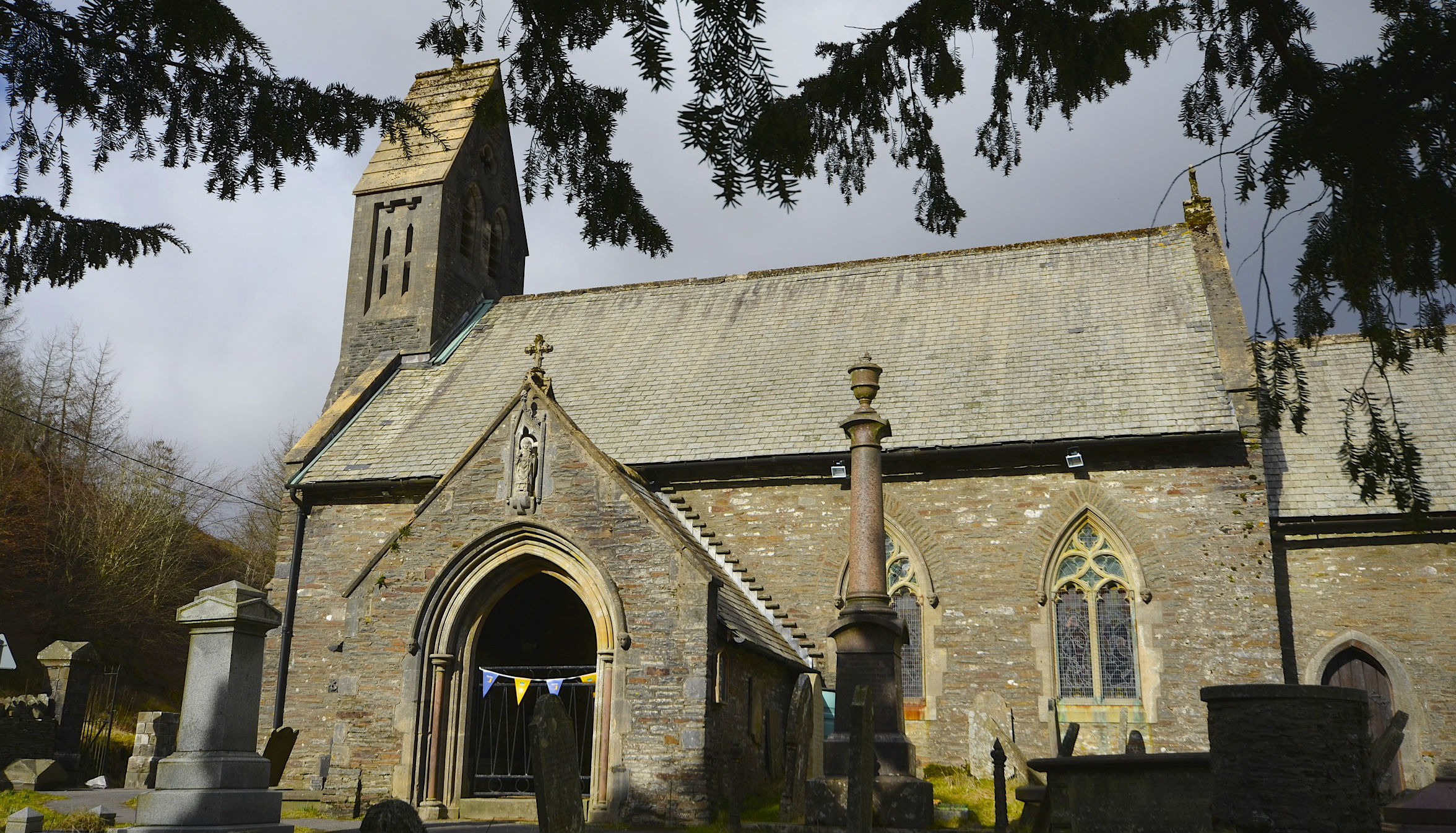 A Pontypridd Church Awarded 163 71 900 Grant For Roof Repairs
